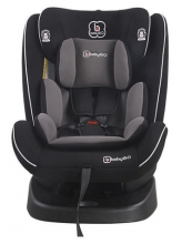 BabyGo Child Seat Nova black 0-36kg (Group 0/1/2/3)