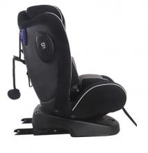 BabyGo Child Seat Nova black 0-36kg (Group 0/1/2/3)