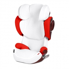 Cybex Solution Z fix summer cover White | white
