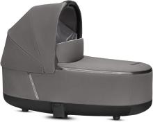 Cybex Priam Lux Carrycot Manhattan Grey - without frame