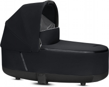 Cybex Priam Lux Carrycot Premium black - without frame