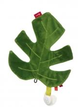 Sigikid Pacifier crackling leaf Monstera
