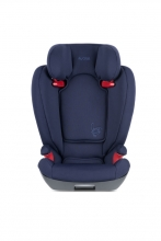 AVOVA car seat Star-Fix atlantic blue twin-packed