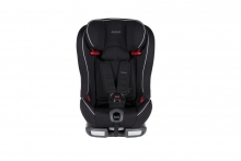 AVOVA car seat Sperling-Fix pearl black