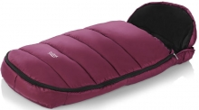 Britax Römer Shiny Footmuff Wine Red