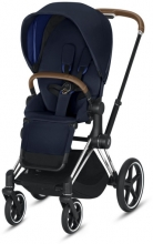 Cybex Priam Indigo Blue incl. frame and seat with sun canopy