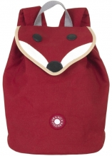 FRANCK & FISCHER backpack Hilda - red