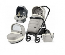 Peg Perego Set Book 51S incl. Set Elite Luxe opal 3 in 1