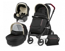 Peg Perego complete set Book 500 Elite Modular Special Edition