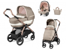 Peg Perego complete set Book Mon Amour Elite Modular