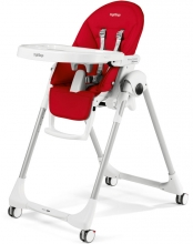 Peg Perego Prima Pappa Follow me Fragola (Imitation Leather)