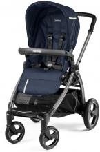 Peg Perego stroller set Book S Elite Titania Classic Navy