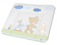 Rotho Wide changing pad 72x85 cm white Best Friends