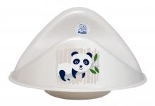 Rotho Bio toilet seat panda organic white