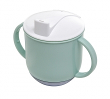 Rotho rocking cup swedish green/white/silver