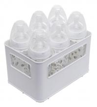 Rotho Bottlebox white