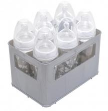 Rotho Bottlebox silver