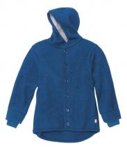 Disana boiled wool jacket 62/68 marine