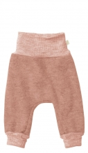 Disana bio merino lamb wool bloomers 74/80 rose