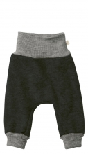 Disana bio merino lamb wool bloomers 74/80 anthrazit