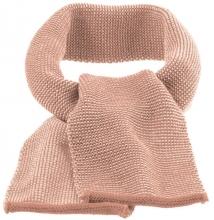 Disana wool melange scarf rosé-creme