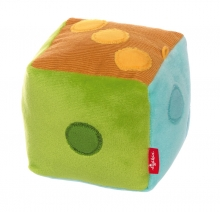 Sigikid Cube turquoise Baby Activity