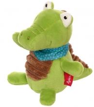 Sigikid 42296 Stehauf Krokodil Baby Activity