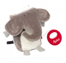 Sigikid Musical toy elephant Urban Baby