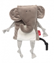 Sigikid Cuddly toy elephant Urban Baby