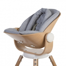 Childhome Evolu Inlay for Newborn seat grey