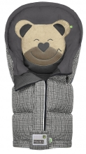 Odenwälder sleeping bag Mucki L Fashion Glencheck coll. 19/20