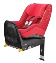 Maxi Cosi 2way Pearl Vivid Red - up to 6 months till 4 years