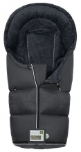 Odenwälder footmuff LO-GO Classic coll. 19/20 anthracite