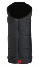 Kaiser Footmuff Iglu thermo fleece anthracite