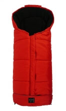 Kaiser Footmuff Iglu thermo fleece red