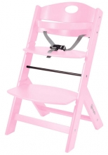 BabyGo high chair Family pink