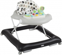 BabyGo Freewalk baby walker stone grey