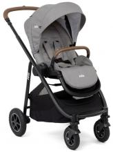 Joie Star Versatrax stroller Gray Flannel