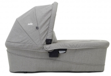 Joie Star Ramble XL carrycot for Versatrax Gray Flannel