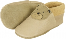 Sterntaler Leather baby-booties
