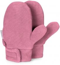 Sterntaler winter mittens size 1 light purple