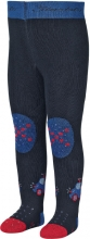 Sterntaler crawling tights Two truck size 74 navy
