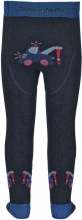 Sterntaler crawling tights Tow truck size 80 navy