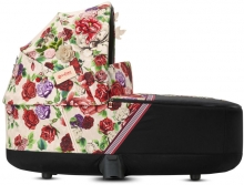 Cybex Priam Lux Carrycot Spring Blossom light - without frame