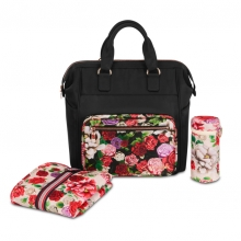 Cybex Platinum Changing bag Spring Blossom Dark