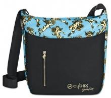 Cybex Platinum Changing bag Cherubs blue by Jeremy Scott