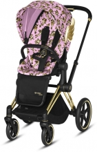 Cybex Platinum PRIAM Cherubs pink by Jeremy Scott
