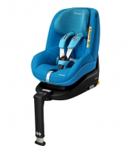 Maxi Cosi 2way Pearl Mosaic Blue  - up to 6 months till 4 years