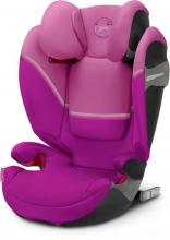 Cybex Solution S-Fix Magnolia Pink 15-36kg