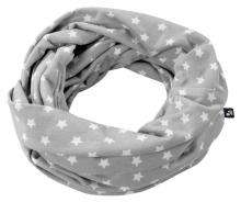 Alvi Nursing Scarf 2 in 1 stars silver